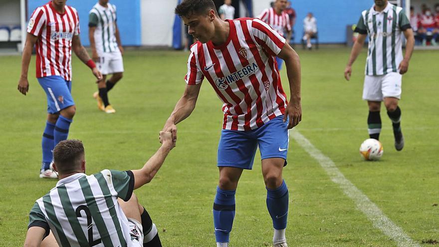 El Sporting se marca su objetivo: El vestuario quiere el ascenso