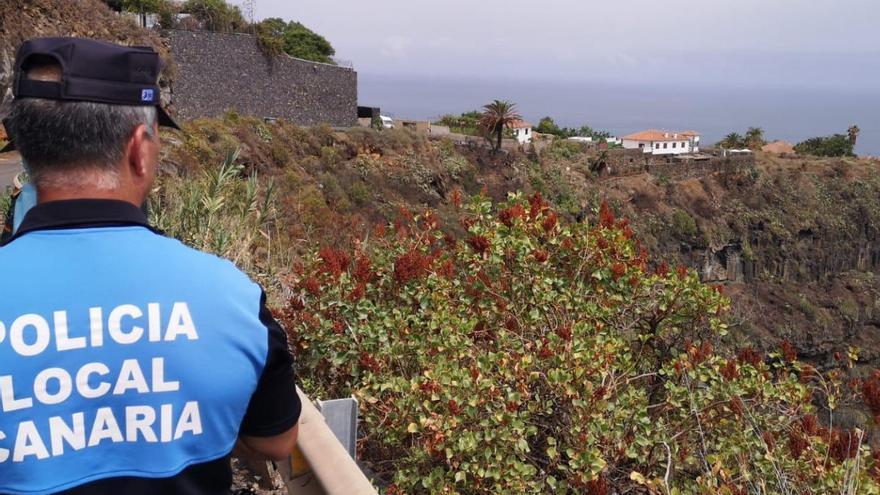 Encuentran siete proyectiles abandonados en Santa Úrsula