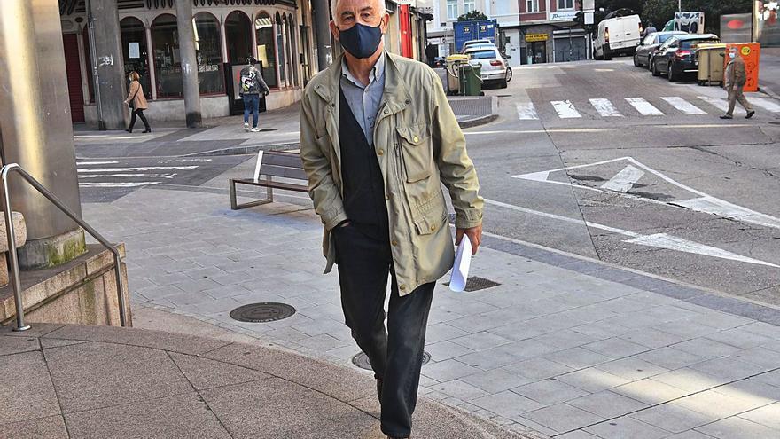 El alcalde pagó de su bolsillo el abogado de Leirós y la aparejadora por el caso Anceis