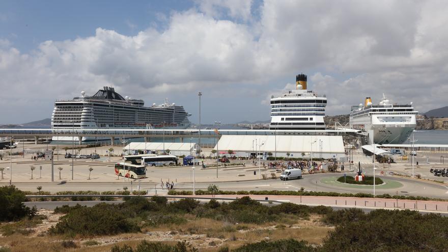 Piden al Govern que apoye el regreso de los cruceros a Baleares