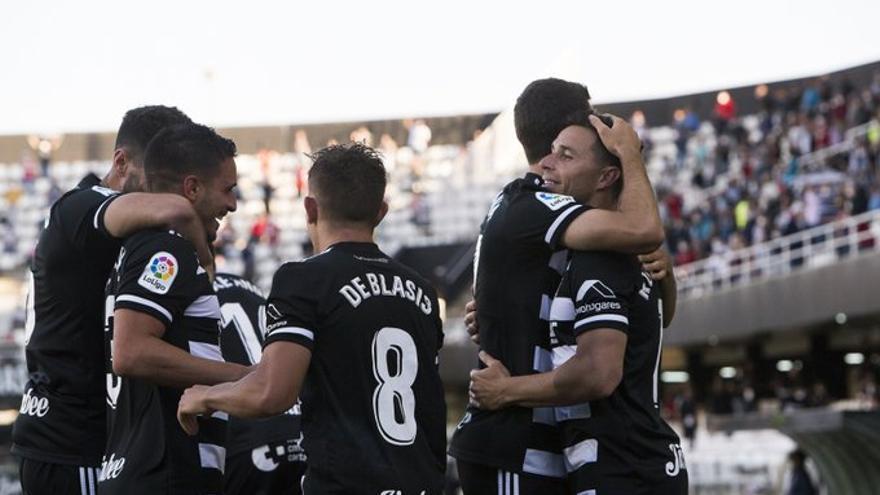 Todos los goles de la jornada 40 de Segunda: el Cartagena convierte al Mallorca en equipo de Primera