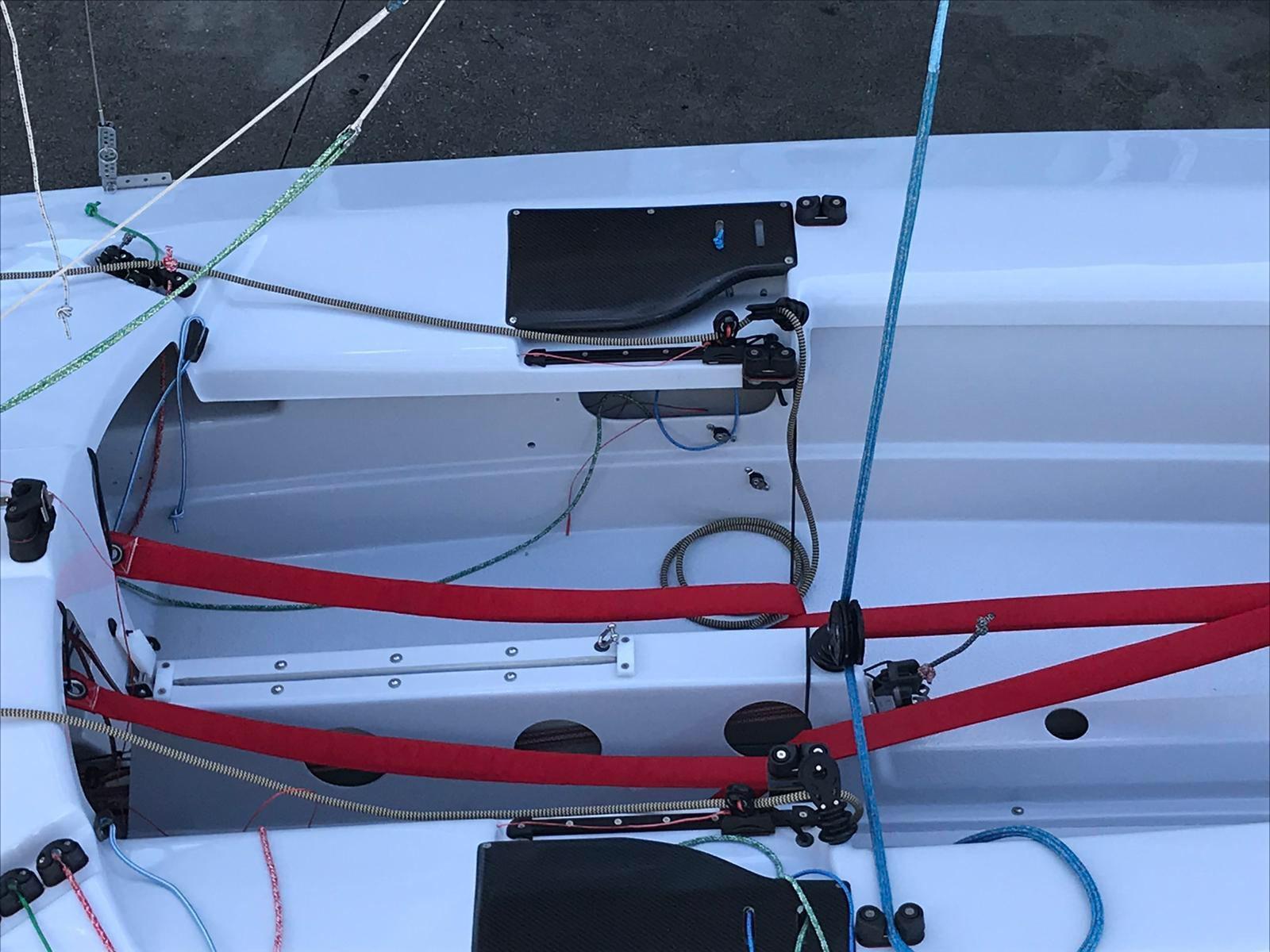 imágenes del Astillero Zeltic y de snipes fabricados por ellos en diferentes competiciones.