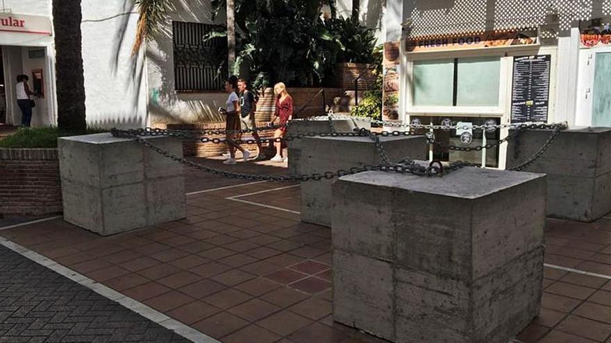 Declaran nulos los alquileres de las terrazas que cobra Puerto Banús