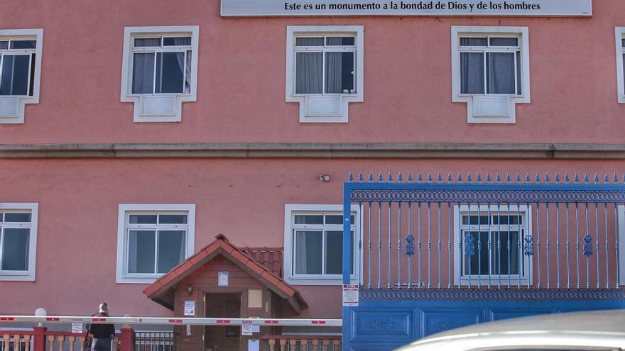 Diecisiete afectados por coronavirus en dos residencias de Tenerife