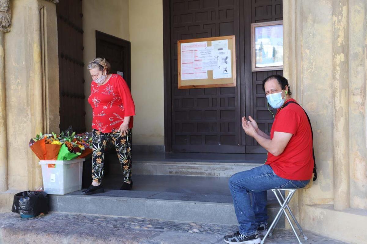 San Pancracio y el virus, salud y trabajo