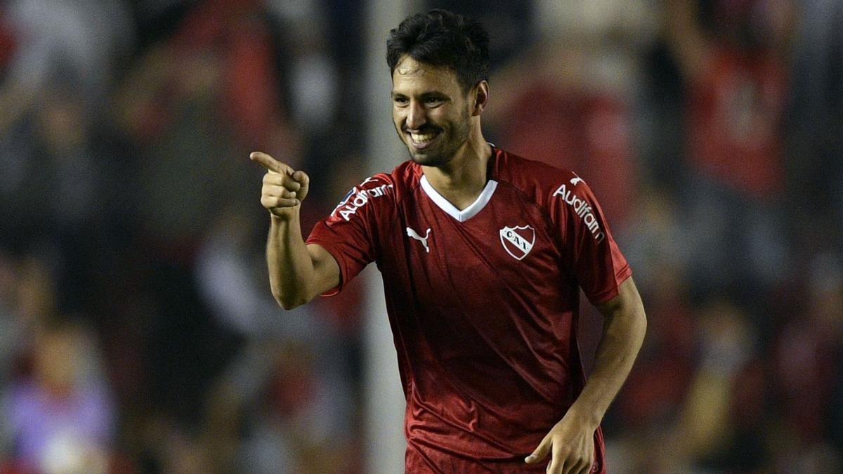 Juan Sánchez Miño, nuevo jugador del Elche