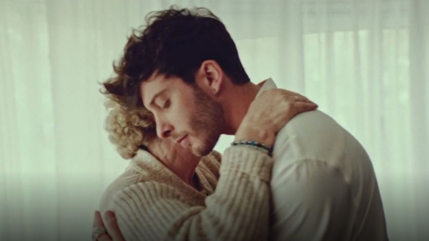 TVE estrena el videoclip de Blas Cantó para Eurovisión