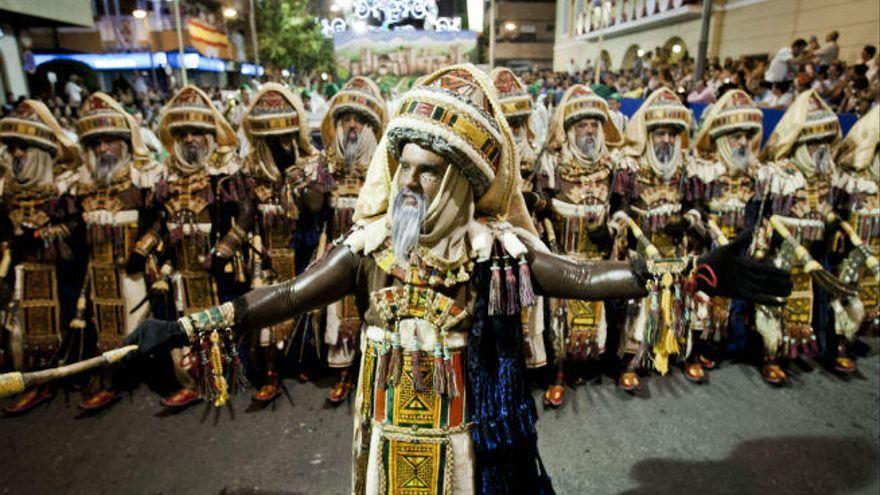 Mutxamel suspende sus fiestas de Moros y Cristianos 2021