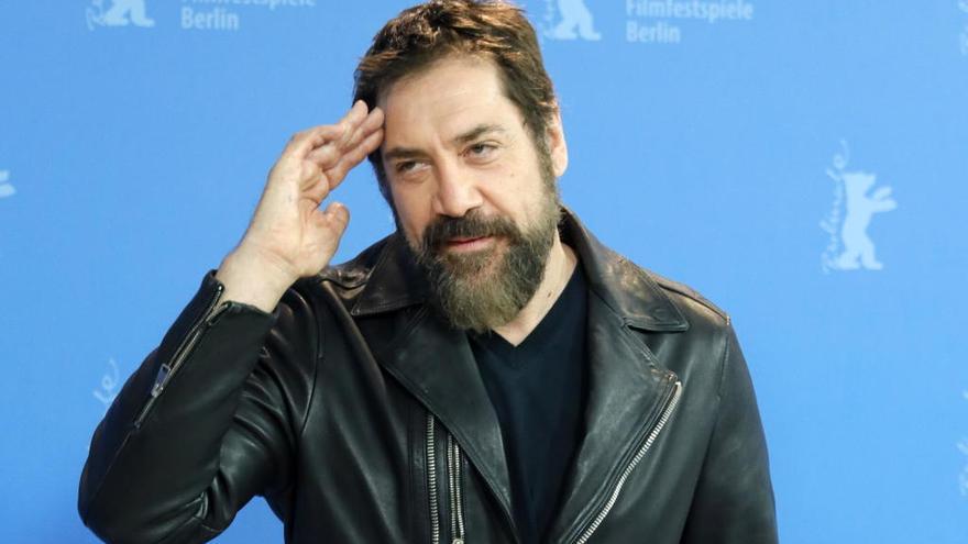 Javier Bardem deslumbra en la Berlinale