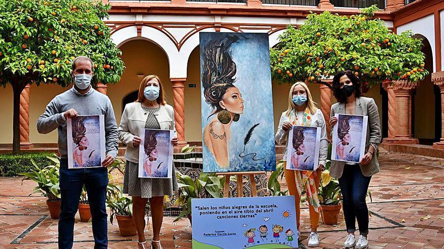 Palma del Río celebra una Feria del Libro con sabor femenino