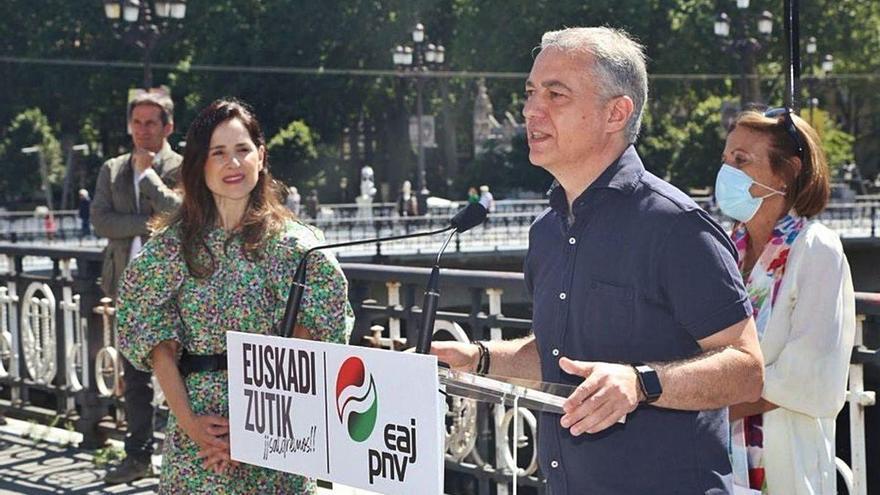 El País Vasco renueva su Parlamento con la previsión de reeditar el pacto PNV-PSE