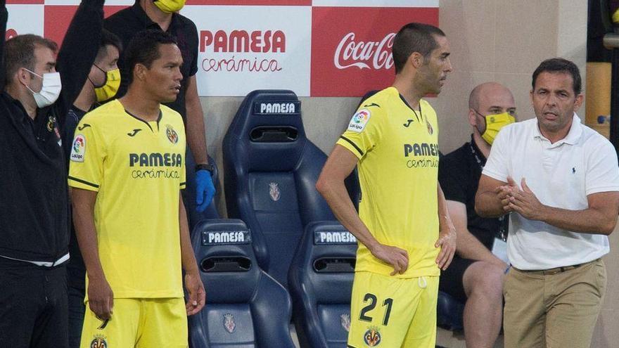 """Bruno vuelve a jugar con el Villarreal tres años después: """"Hubo momentos que pensé en tirar la toalla"""""""