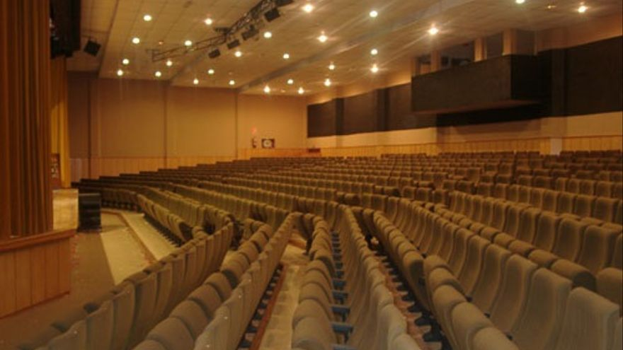 Auditorio de El Sauzal