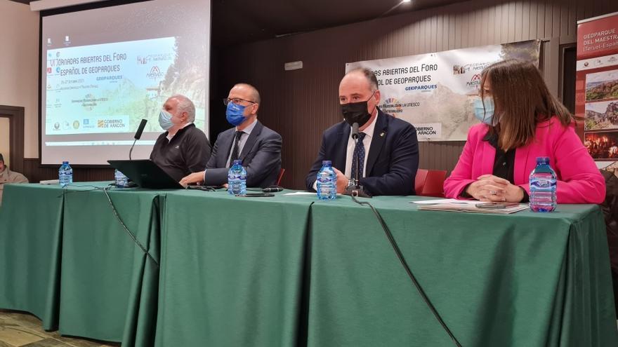 El Maestrazgo celebra el aniversario del geoparque