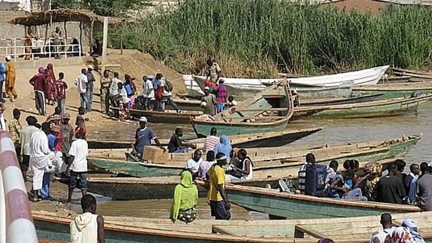 Mauritania desmantela red de tráfico de seres humanos