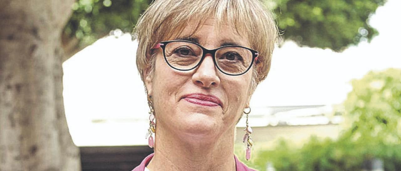 Marisol Izquierdo López.     JOSË CARLOS GUERRA