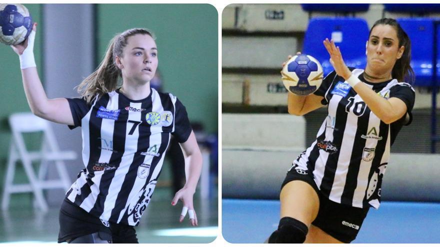 Laura Gil y Natasha Cabero, convocadas para la Copa de España y EBT Finals