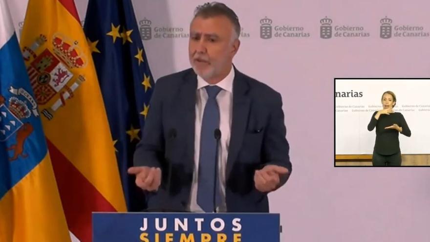 Torres comenta las principales restricciones en la isla de Tenerife por la situación sanitaria