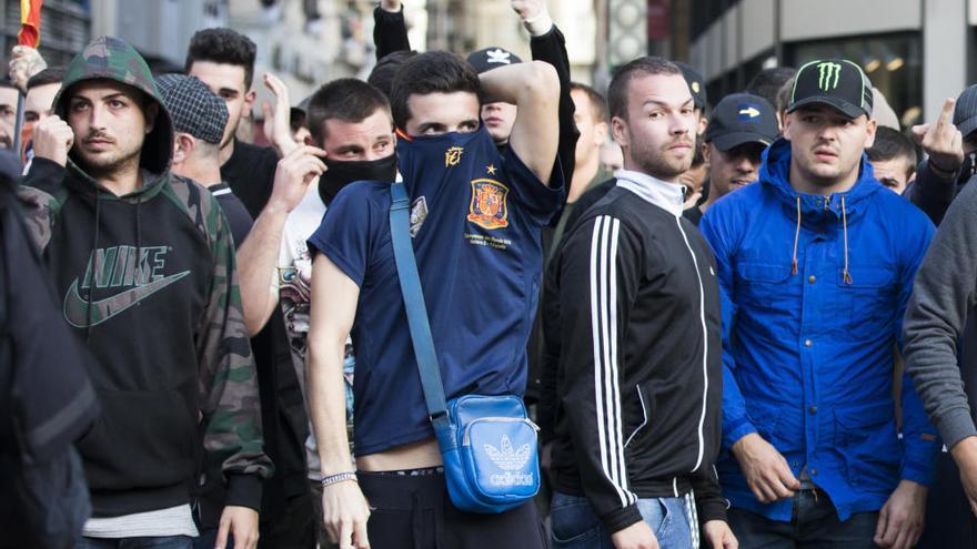 Fiscalía pide de 3 a 7 años de cárcel por las agresiones del 9 d'Octubre