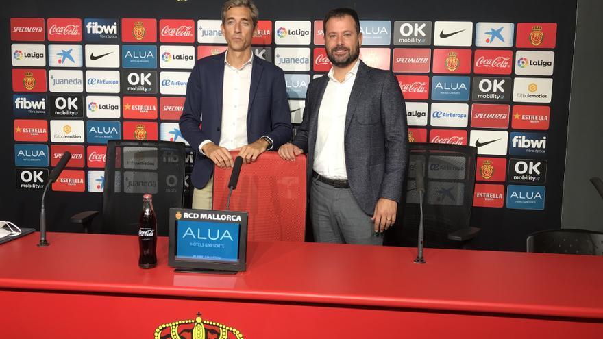El Real Mallorca se marca un plazo para eliminar la pista de atletismo