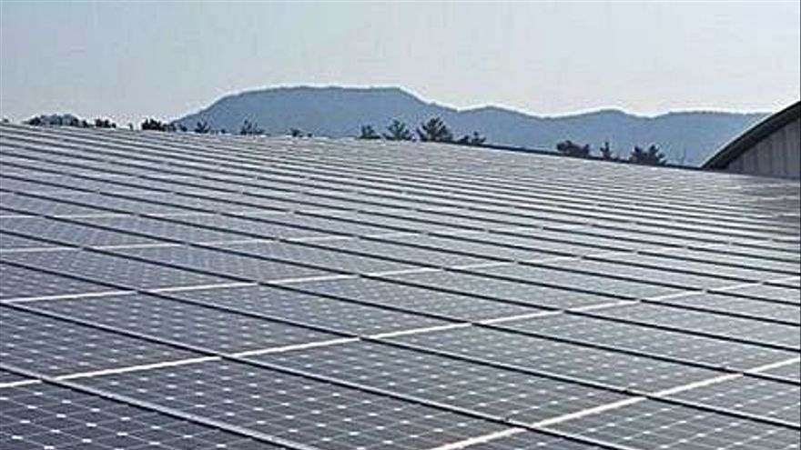 Protestas contra los megaparques fotovoltaicos