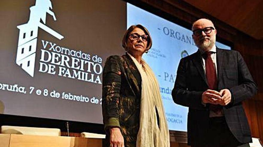 A Coruña reúne a más de 150 abogados de familia de toda España