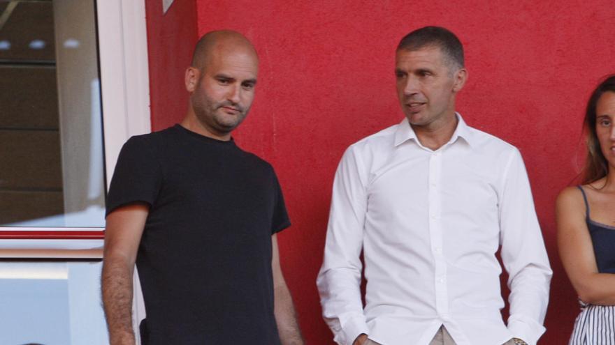 Pere Guardiola es desvincula de l'agència de representació Media Base
