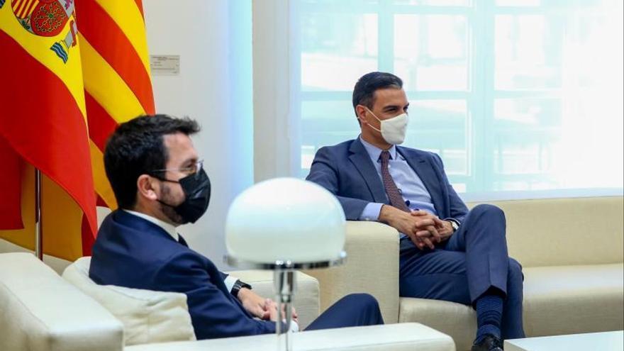 Las cuatro almas de la mesa de diálogo de Cataluña: ¿qué hoja de ruta defiende cada partido?