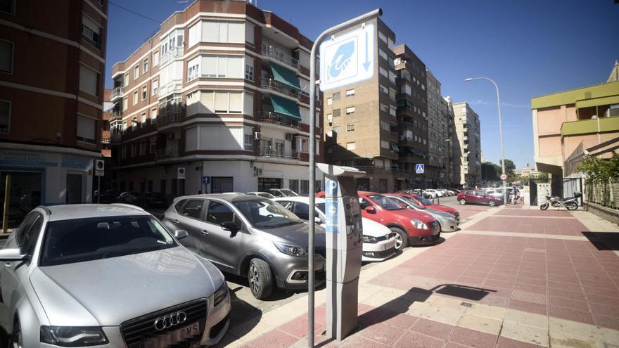 El Ayuntamiento de Murcia quiere ampliar la ORA en 2.159 plazas más
