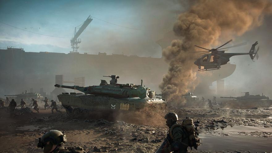 'Éxodo', el cortometraje sobre los acontecimientos previos en 'Battlefield 2042'