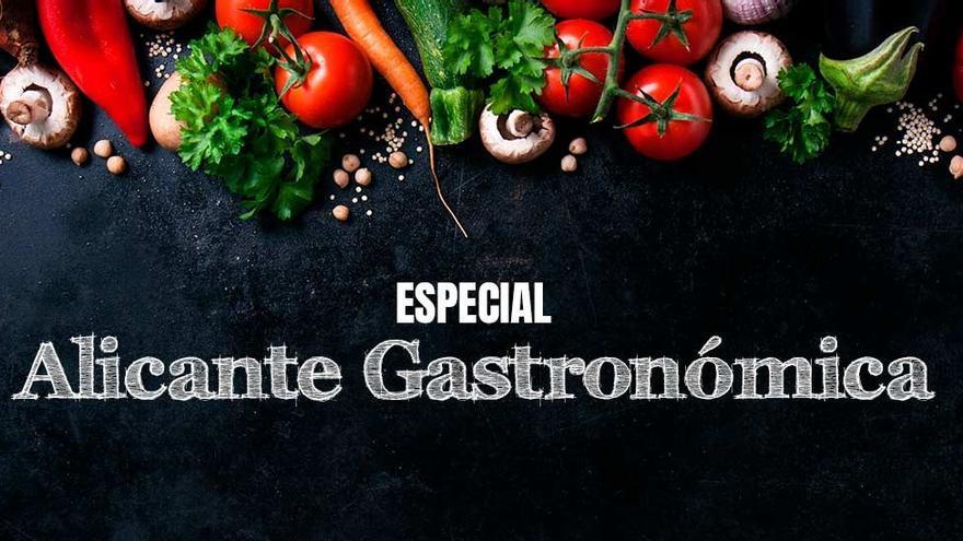 ALICANTE GASTRONÓMICA