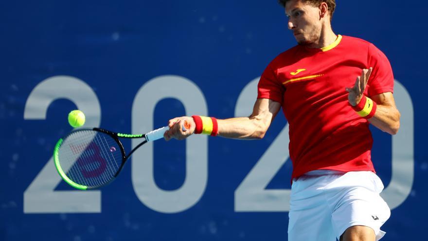 Pablo Carreño conquista el bronce olímpico en tenis