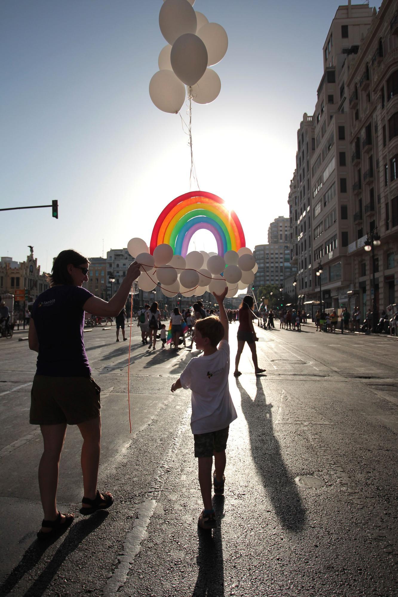 Orgull LGTBI València 2019