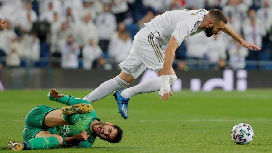 La Real Sociedad echa de la Copa al peor Madrid del año
