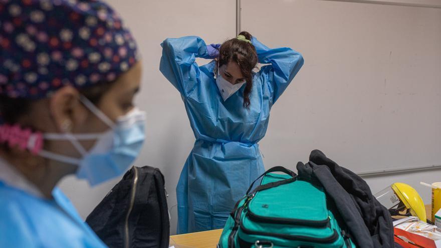 La pandemia se desinfla en Zamora: un solo caso de coronavirus en la última jornada
