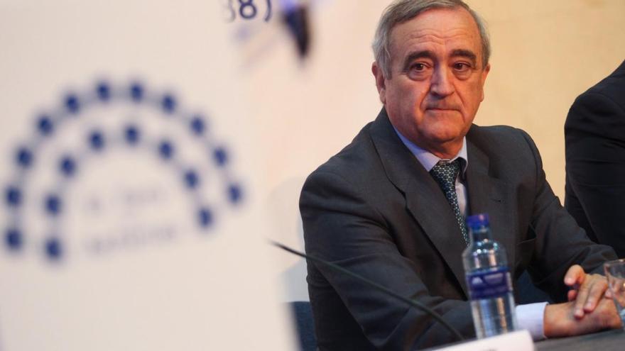 Acacio Rodríguez dimite como presidente de Duro Felguera y Rosa Aza asume el cargo
