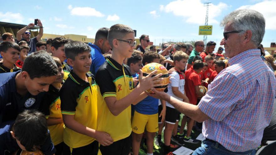 La Matanza acogerá la entrega del Balón de Oro del fútbol base