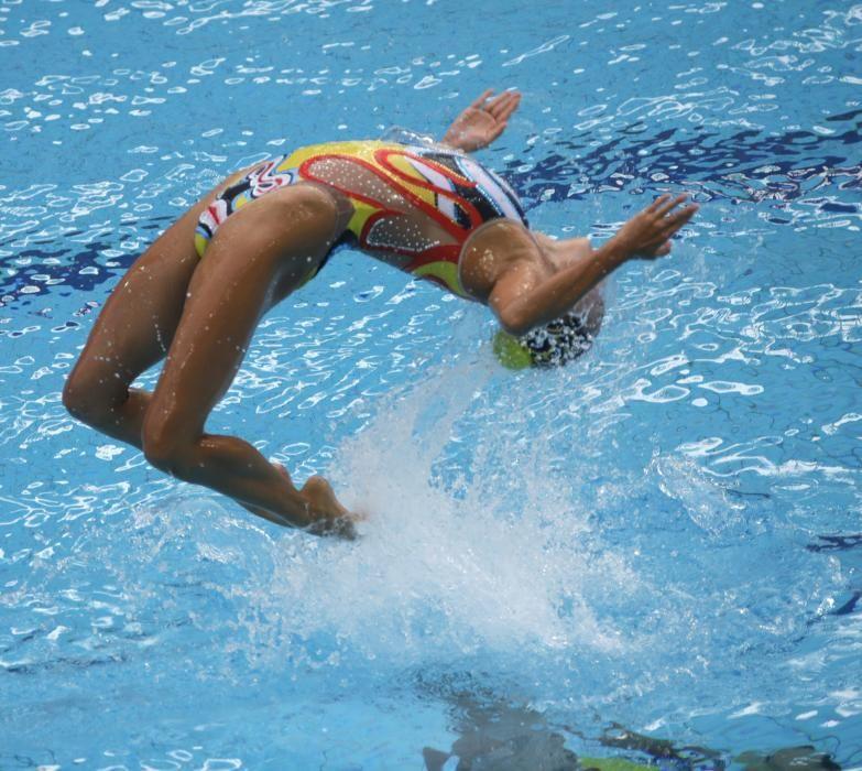 Olimpiadas 2016 | Final de dúos de natación sincro
