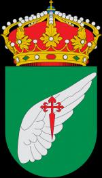 Escudo del Ayuntamiento de Albalá
