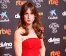 La alfombra roja de los Goya 2021