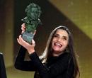 Ángela Molina, Goya de honor